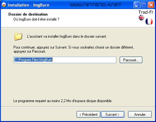 FR GRATUIT TÉLÉCHARGER IMGBURN 2.3.2.0